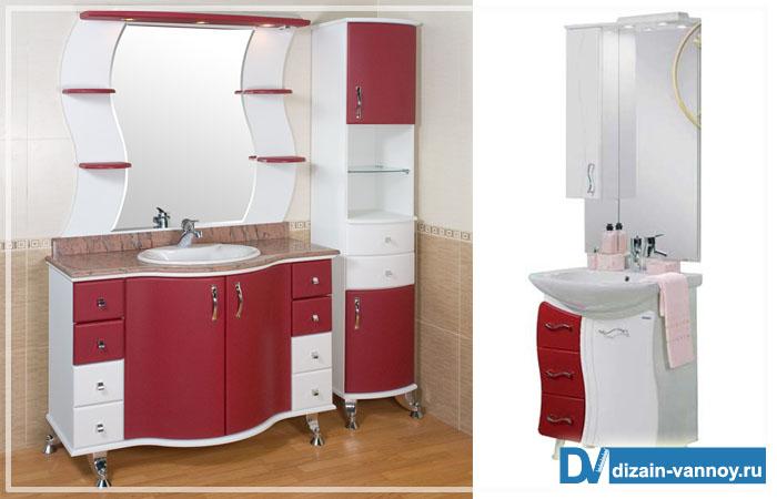 мебель для ванной эконом