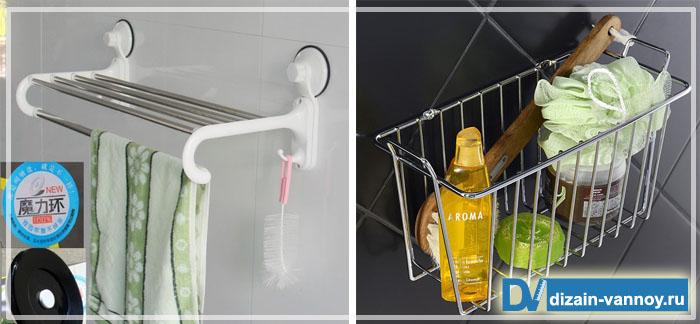 полки для ванной комнаты фото