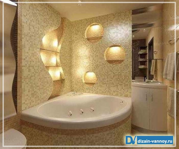 вид ванной комнаты фото