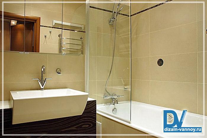 ванная комната 137 серия