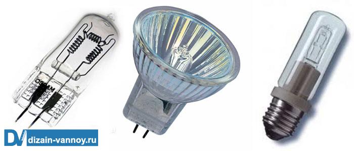 светильники для ванной фото