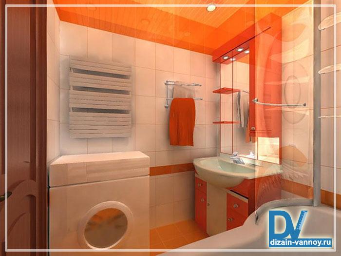 ванная комната п 44
