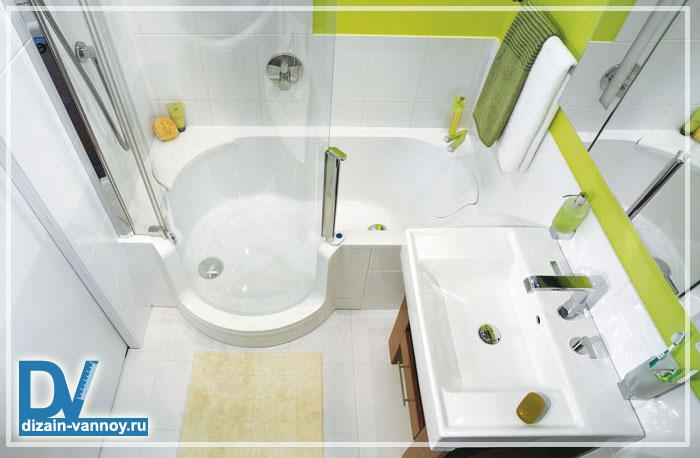 интерьеры ванных комнат в хрущевке