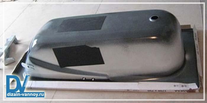 Шумоизоляция ванной автомобильной шумоизоляцией