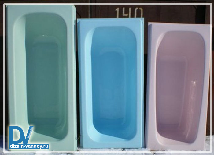 восстановление ванны жидким акрилом