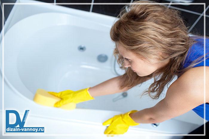 как обновить чугунную ванну отзывы