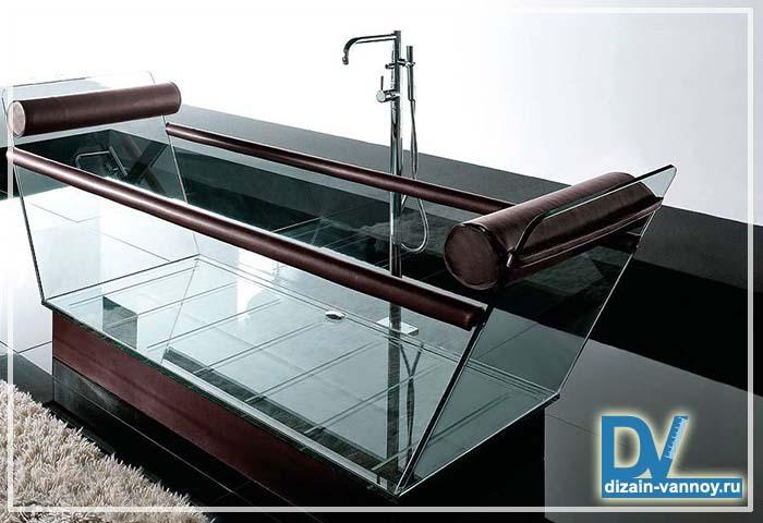 ванна отдельностоящая овальная