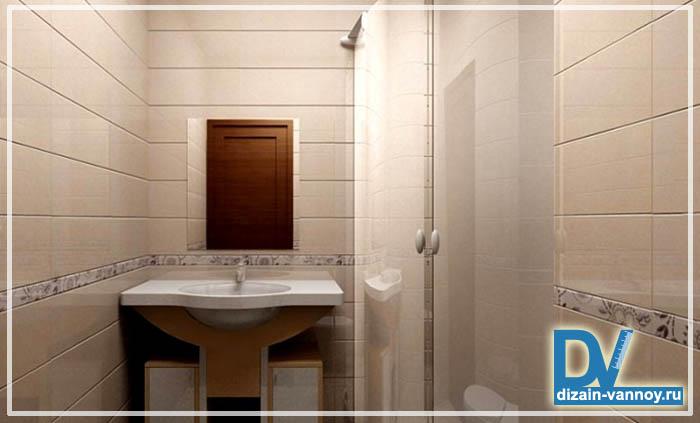 ванна отделанная пластиковыми панелями фото