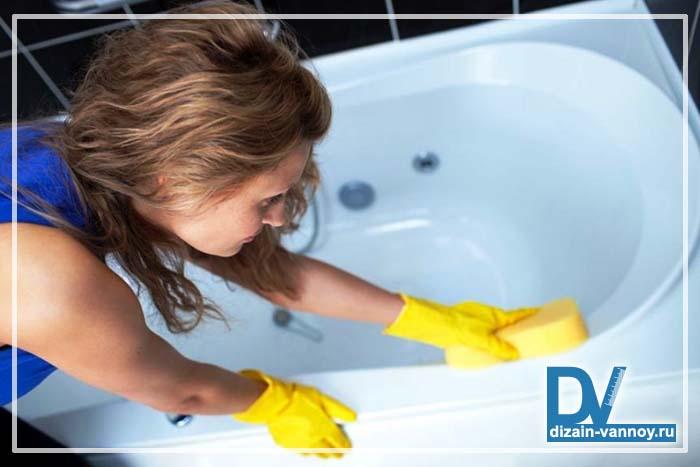 как покрасить ванну своими руками