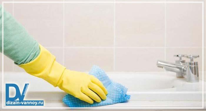 восстановление покрытия ванны