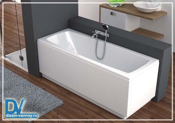 панель под ванну