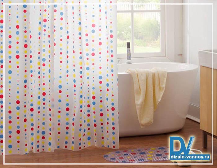 шторы для ванной раздвижные пластиковые
