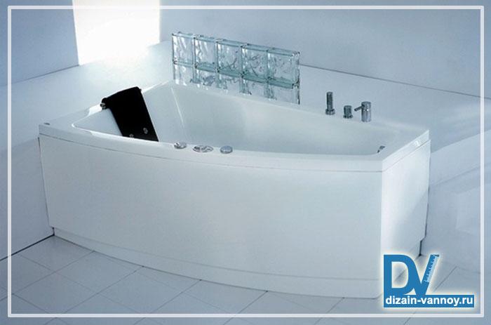 цветные ванны фото