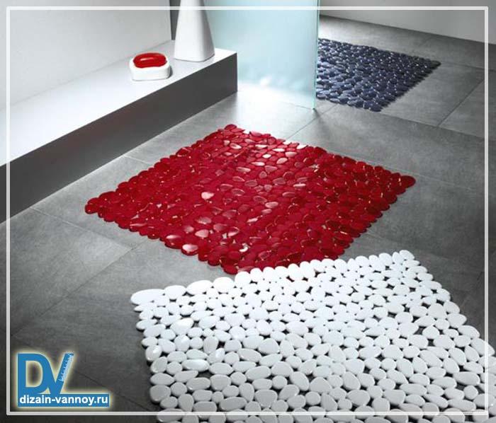 силиконовые коврики для ванной