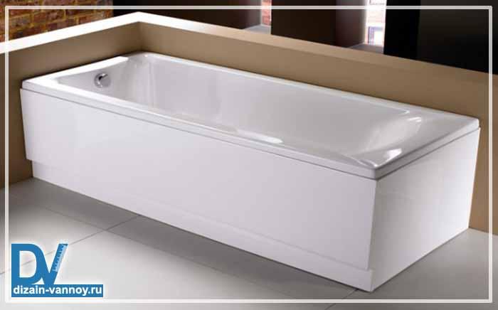 рейтинг производителей акриловых ванн