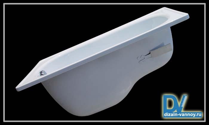 мини ванна сидячая