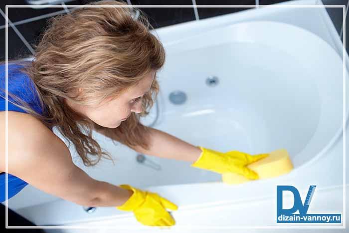 покрытие ванны акрилом своими руками
