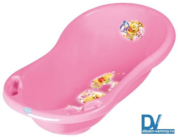 объем стандартной ванны