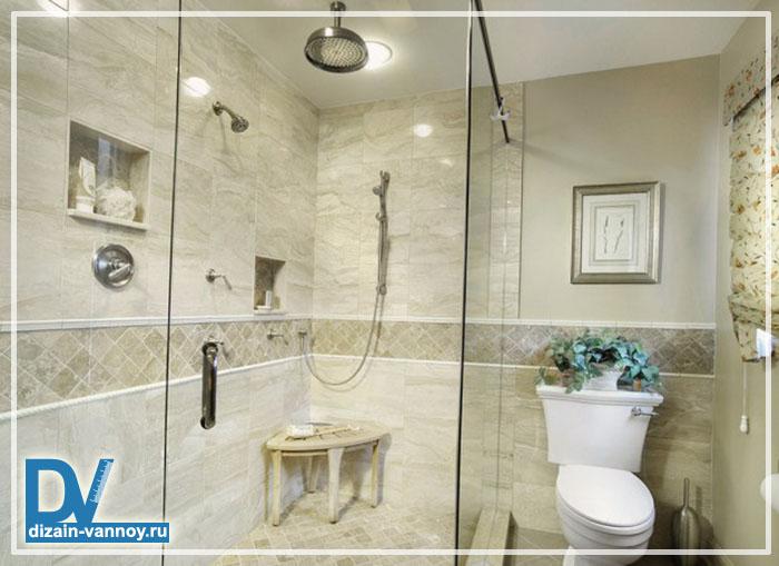 дизайн типовой ванной комнаты фото