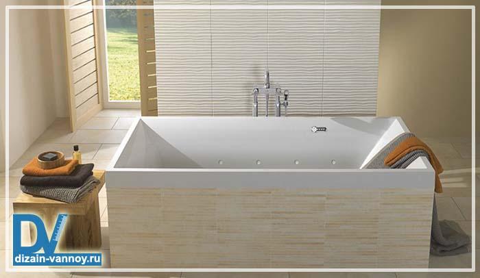 квариловые ванны отзывы