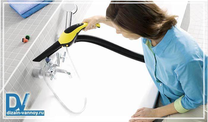 как отстирать шторку в ванной