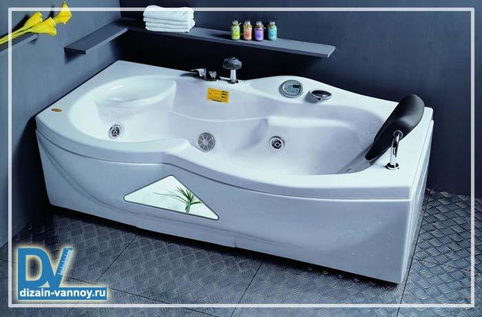 лучшая ванна с гидромассажем