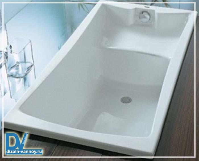 ванны прямоугольные размеры