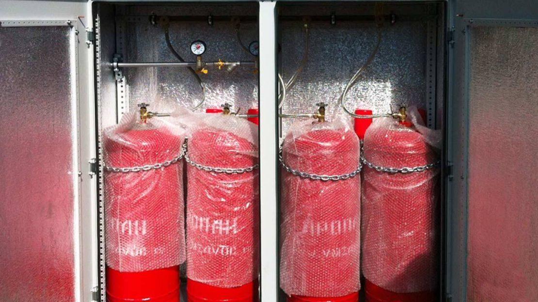 сжиженный газ для отопления дома