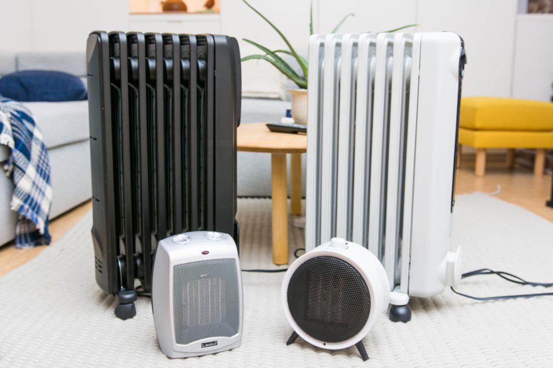 выбор электрических обогревателей