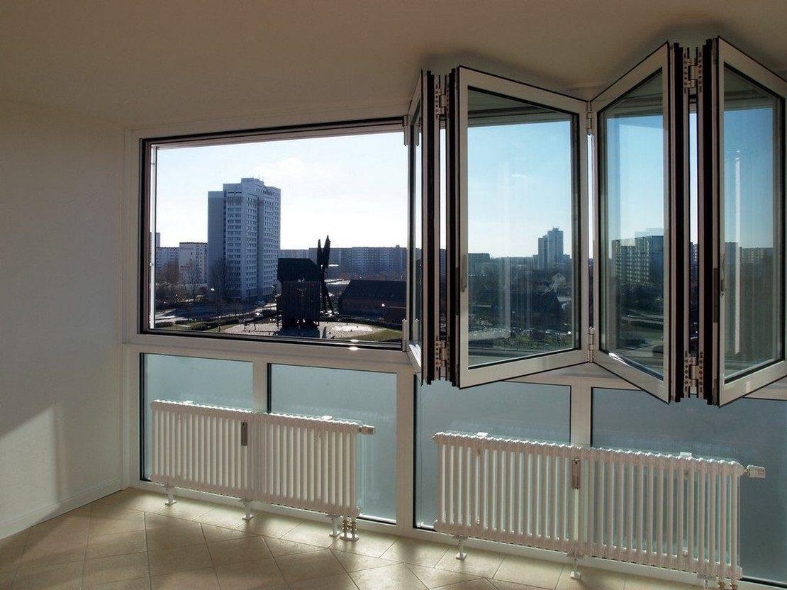 установки радиатора отопления под окном