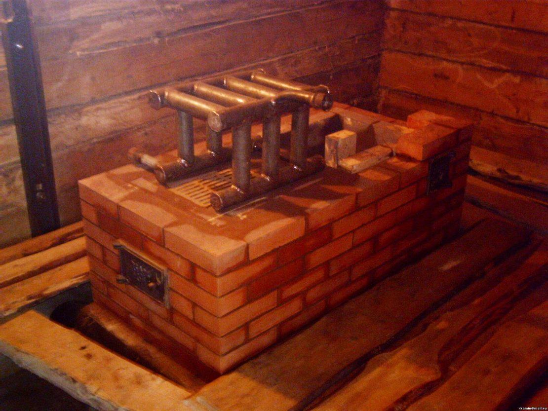 печное водяное отопление индивидуального дома