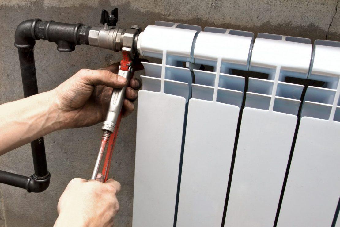 разборка приборов отопления