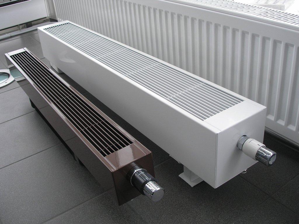 разновидности радиаторов конвекторного типа