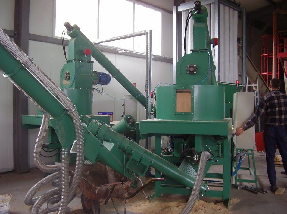 производство пеллет