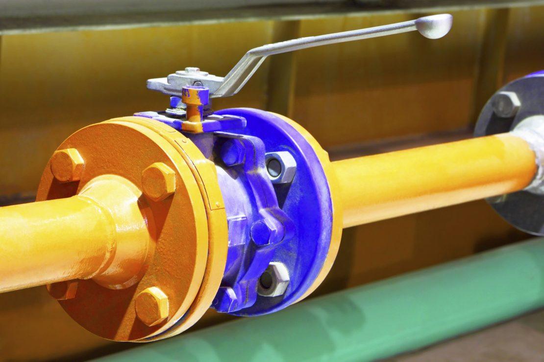 окрашивание труб отопления
