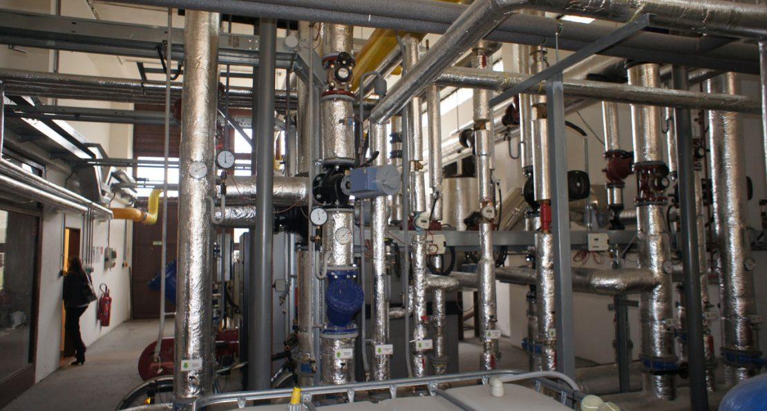 центральные системы отопления