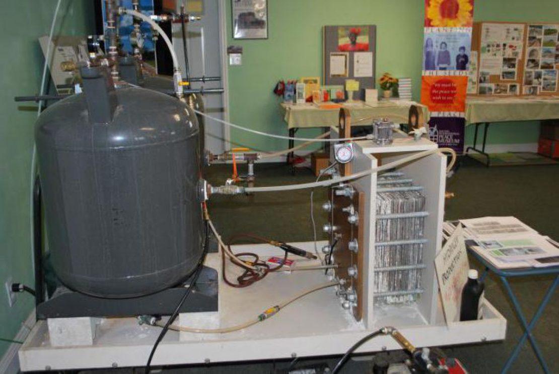 выбор отопительного котла на водороде