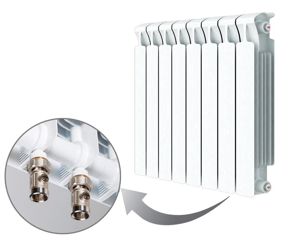 выбор радиаторов из биметалла